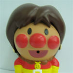 Anpanman with hair