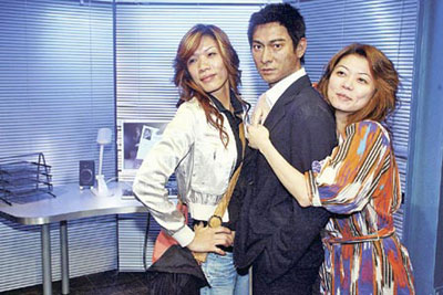 The Andy Lau Sandwich