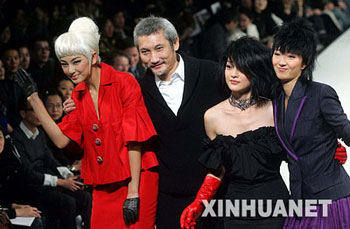 Tsui Hark picks up three women
