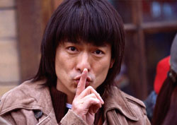 Andy Lau wants you to be quiet