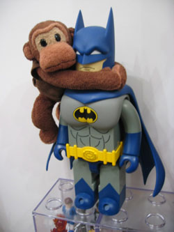 Batman and Monkey