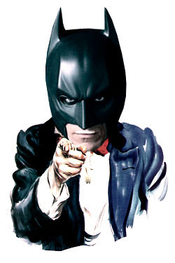 Batman wants you