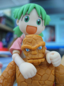 Yotsuba and the Thing