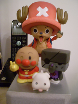 Chopper and Friends