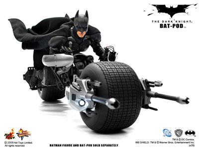 Hot Toys Batpod