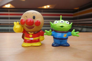 Anpanman and LGM