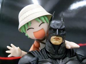 Yotsuba and Batman