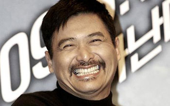 Chow Yun Fat is Happy