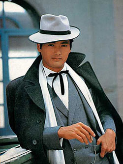 Chow Yun Fat is handsome