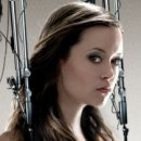 Summer Glau as Cameron the Terminator from TERMINATOR: THE SARAH CONNOR CHRONICLES