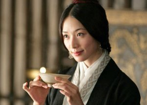 Lin Chi-Ling as Xiao Qiao in RED CLIFF