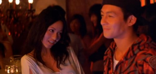 Stephanie Cheng Yung and Edison Chen Kwoon-Hei in TRIVIAL MATTERS