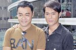 Lau Ching-Wan and Louis Koo
