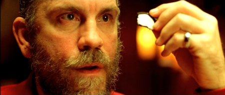 John Malkovich as Teddy KGB in ROUNDERS