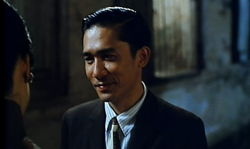 Tony Leung Chiu-Wai in IN THE MOOD FOR LOVE