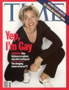 Ellen  Degeneres 1997 Time Magazine Cover