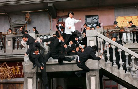 Stephen Chow in KUNG FU HUSTLE
