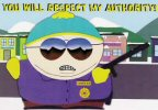 Eric Cartman - Respect My Authoritah!