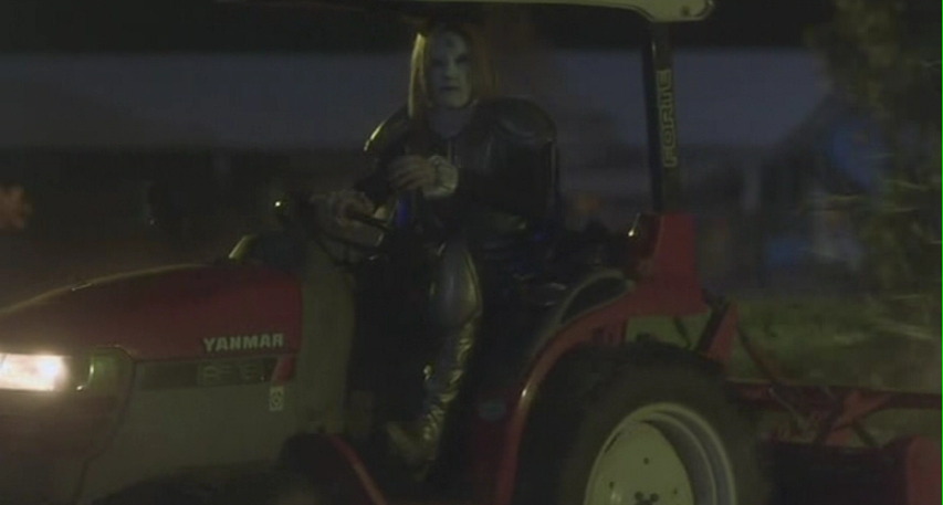 Krauser Tractor