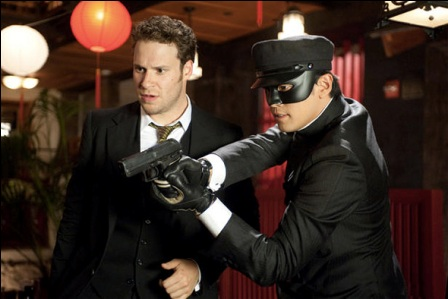 the green hornet 2011 quotes. in The Green Hornet (2011)