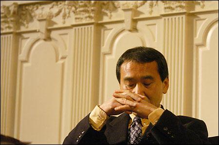 Murakami Musing