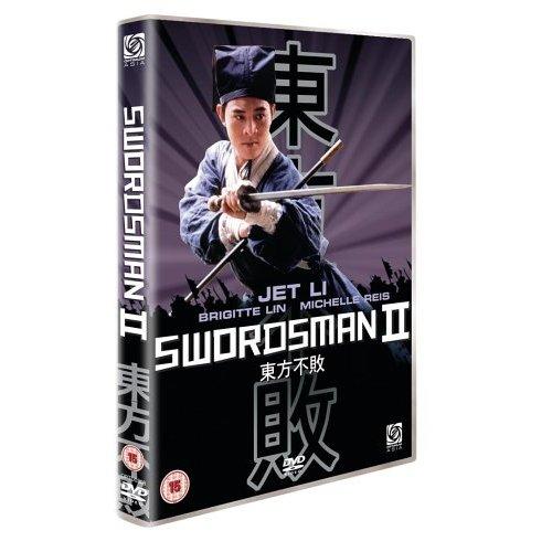 Jet Li Swordsman 2