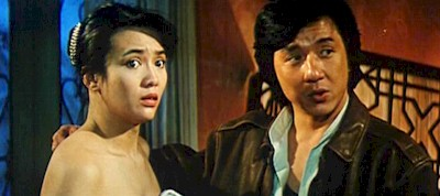 Jackie and Girl Operation Condor 2: The Armour of God