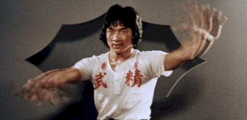 Jackie Chan in New Fist of Fury