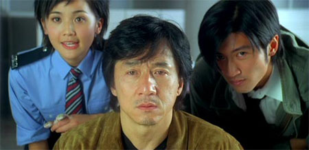 Jackie and Co in New Police Story